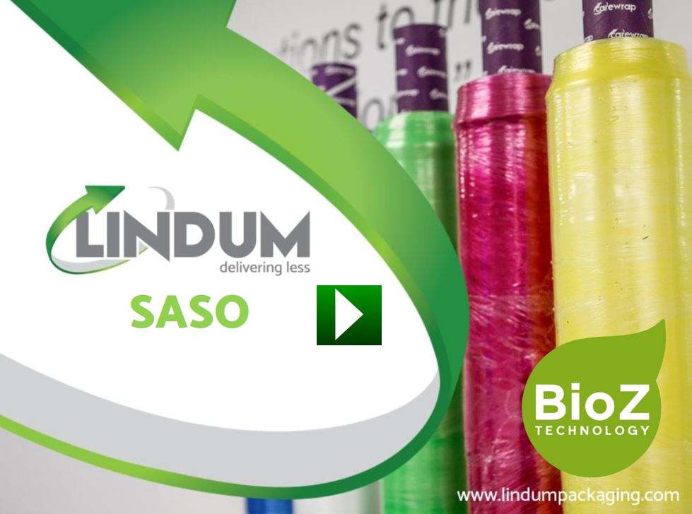 SASO-approved pallet wrap for exports to Saudi Arabia | Lindum Packaging